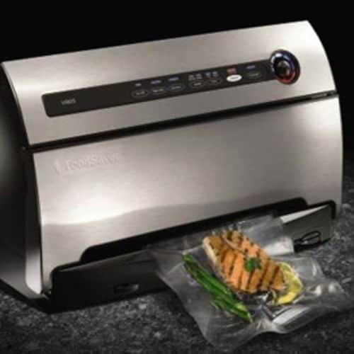 Foodsaver vacuum sealer v3840
