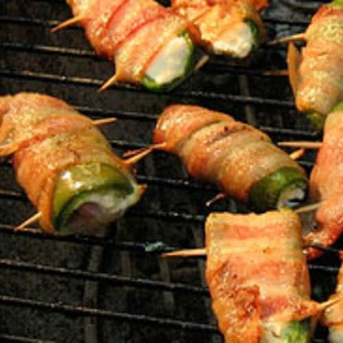 Bacon wrapped jalapeno popper2