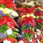 Pepper wreath