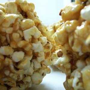 Popcorn ball recipes close