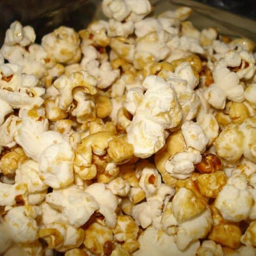Kettle corn dark