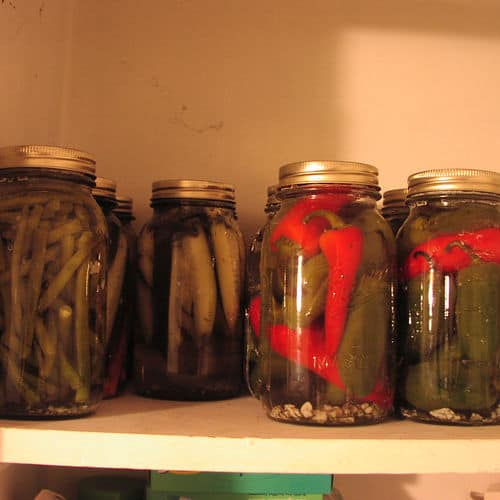 How to store pickles