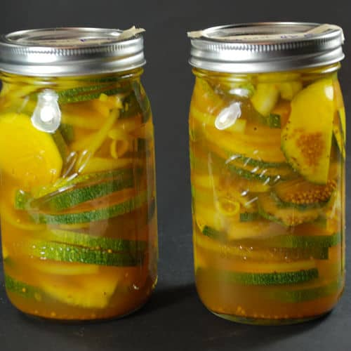 How to can pickles