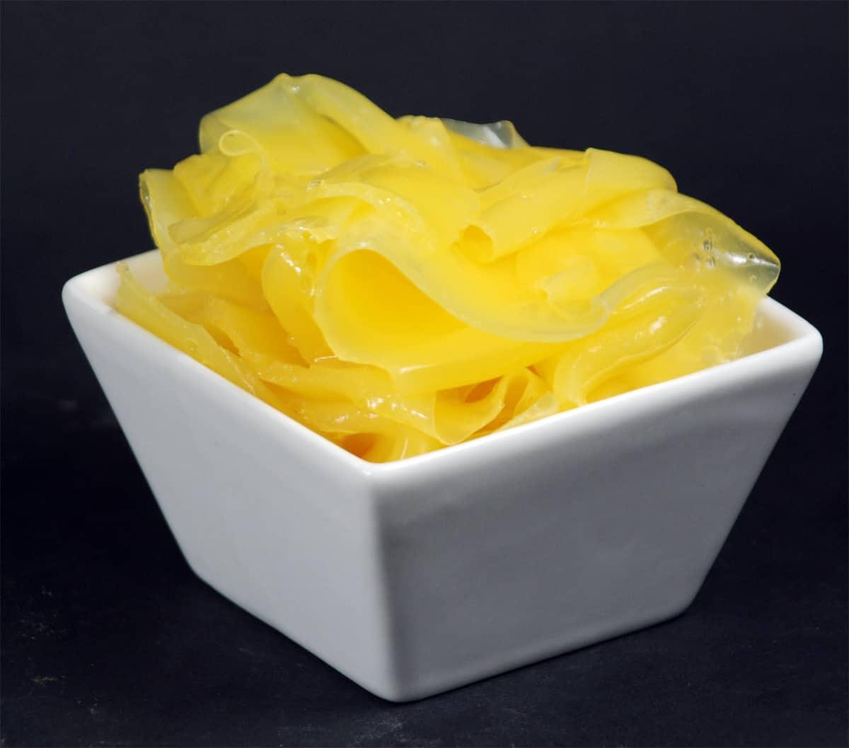 Agar gelatin sheets 2