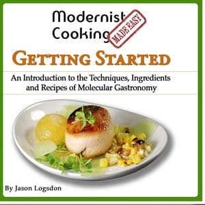 Modernist cooking made easy book square