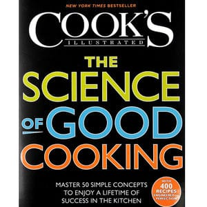 Science of good cooking   sq