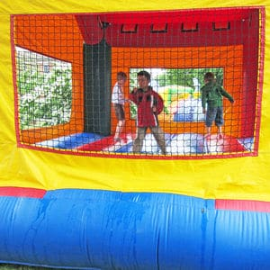 Inflated bounce2 sq