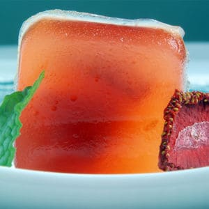 Gels and gelling amazing food made easy strawberry daiquiri agar gel close forumfinder Image collections