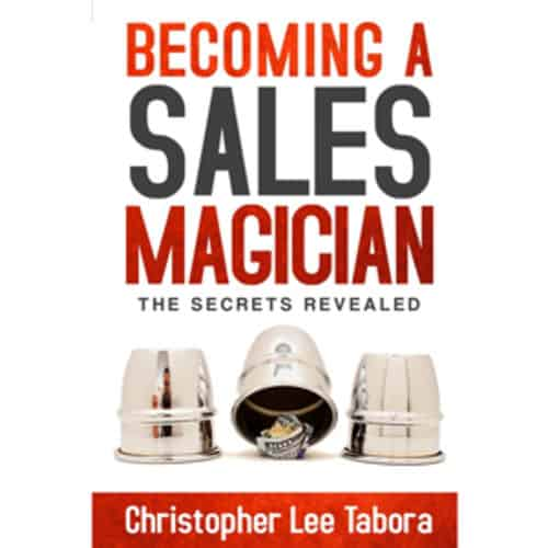 Becoming a sales magician web
