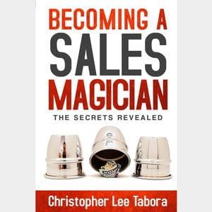 Becoming a sales magician web