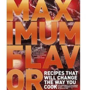 Maximum flavor   sq