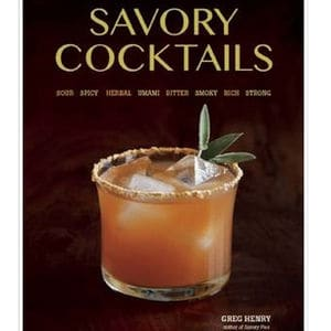 Savory cocktails   sq