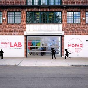 Mofad lab building