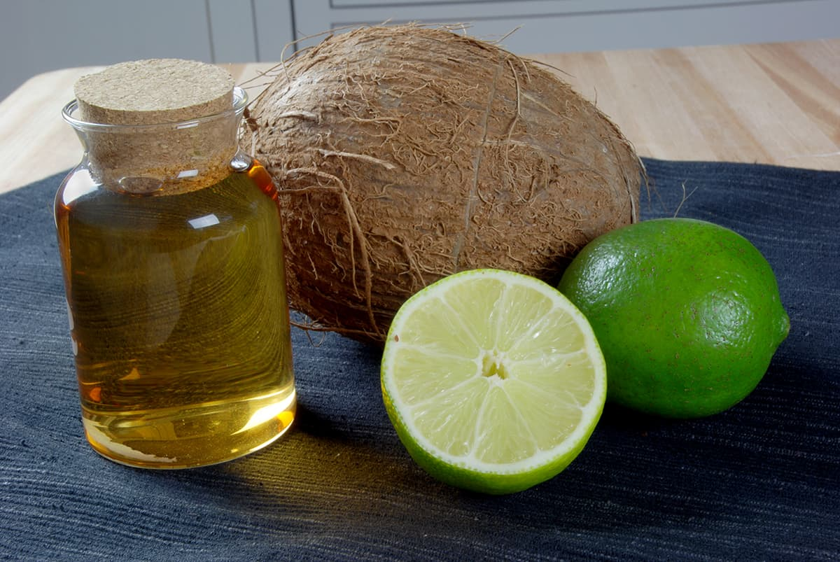 Lime and Coconut Infused White Balsamic Vinegar Recipe - Amazing Food ...
