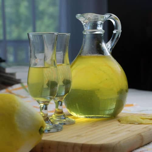 Limoncello low