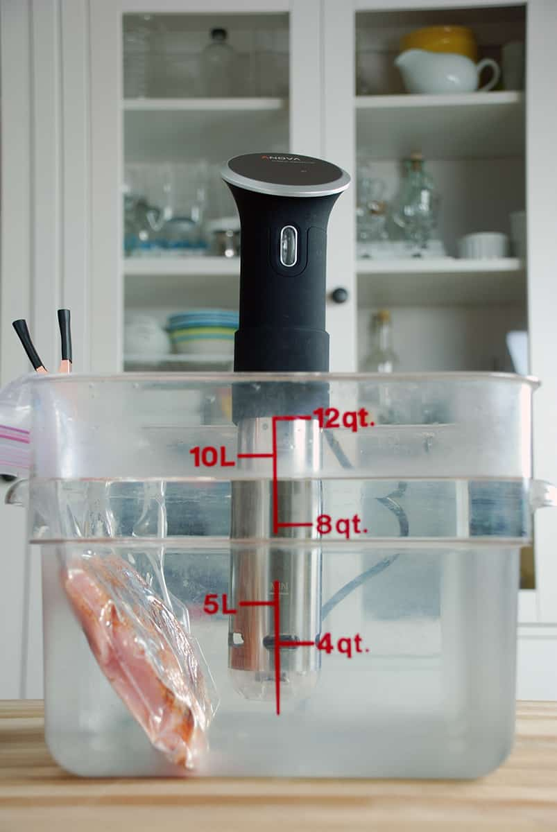 do i need a sous vide machine with wifi amazing food made easy. Black Bedroom Furniture Sets. Home Design Ideas