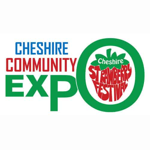 Cheshire community expo logo sq