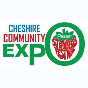 Cheshire community expo logo sq