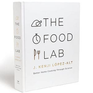 Food lab book