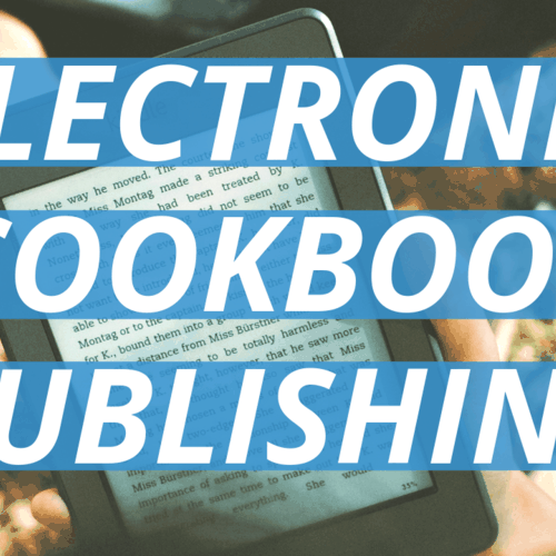 Electronic cookbook publishing