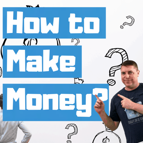 How to make money from blogging square