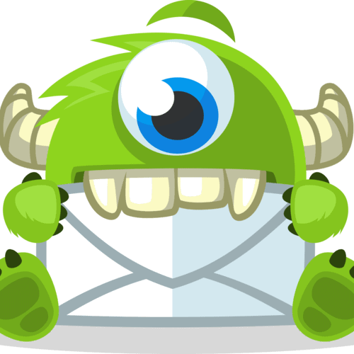 Optinmonster mascot