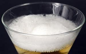 Soy-lecithin-citrus-foam