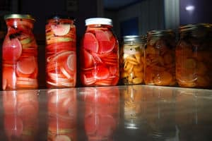 Pickling recipes
