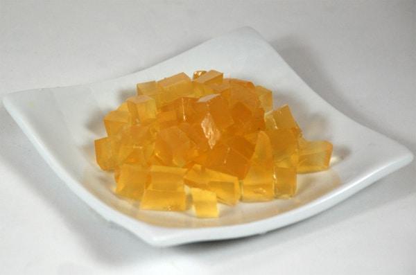 Agar locust bean gum gel 2