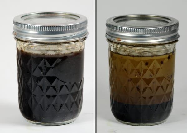 Modernist vinaigrette 2
