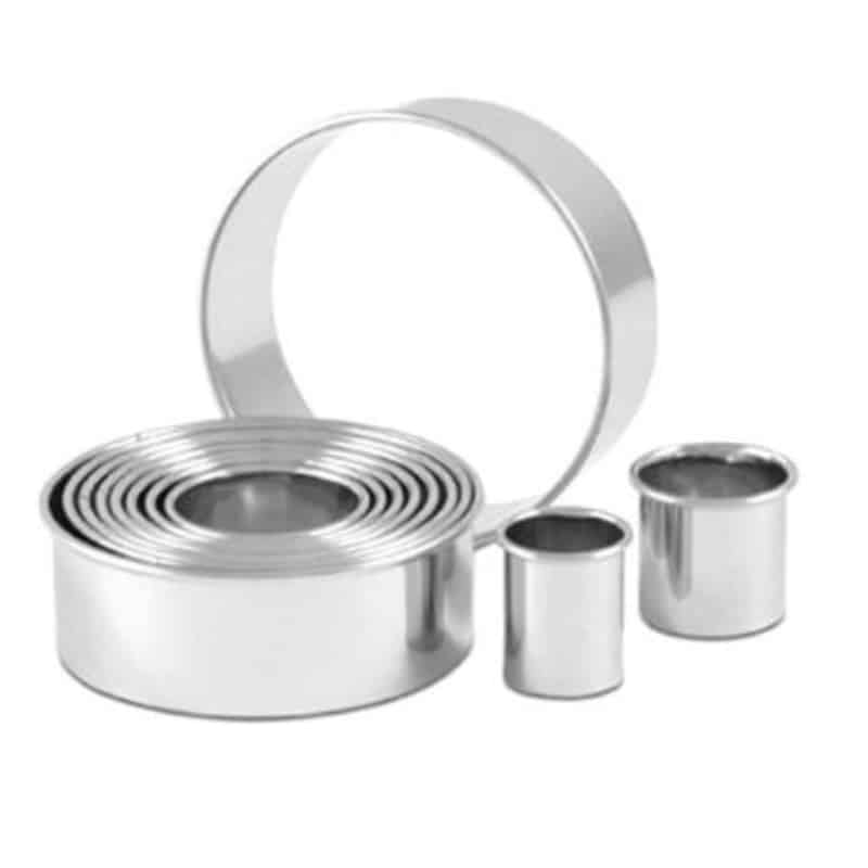 Pastry Round Cutters
