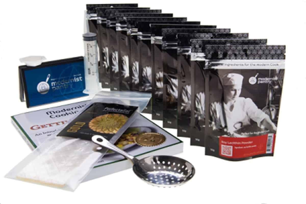 molecular gastronomy kits amazing food made easy. Black Bedroom Furniture Sets. Home Design Ideas