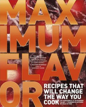 Maximum flavor