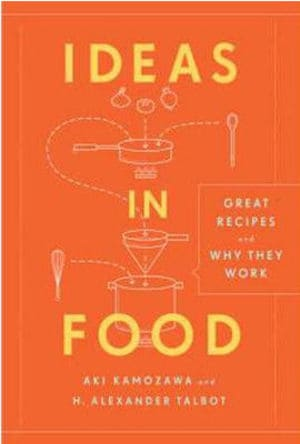 Ideas in food
