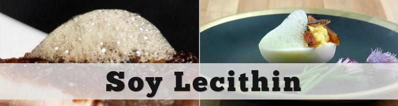 Soy lecithin header