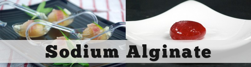How to use sodium alginate