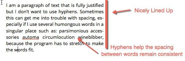 Publish hyphenated example