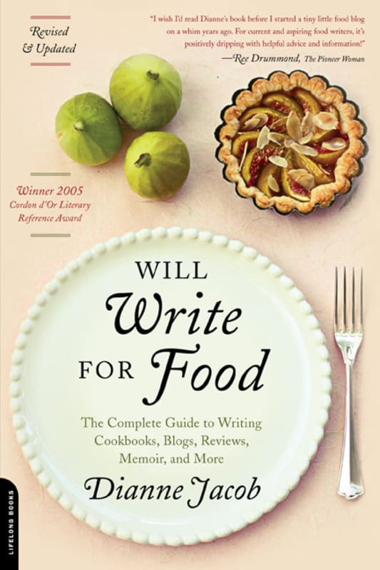 Great books to learn about food and recipe writing self publish a writing and publishing resources forumfinder Images