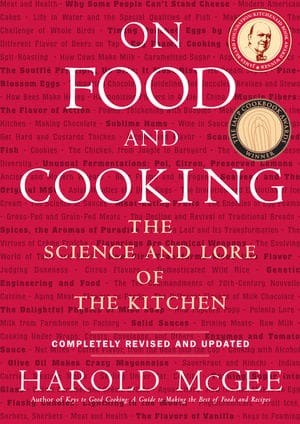 On food   cooking