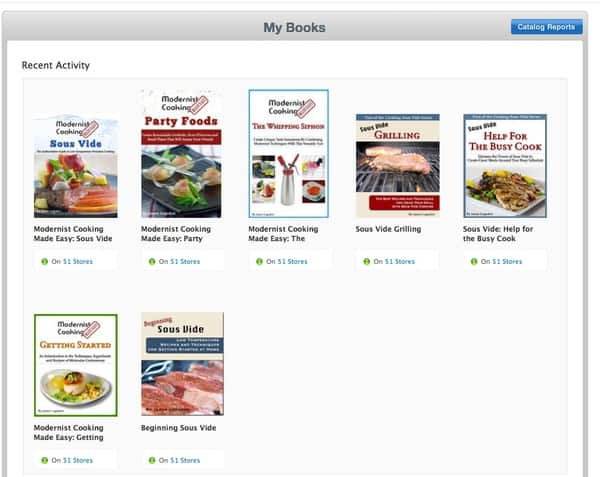 Itunes my books