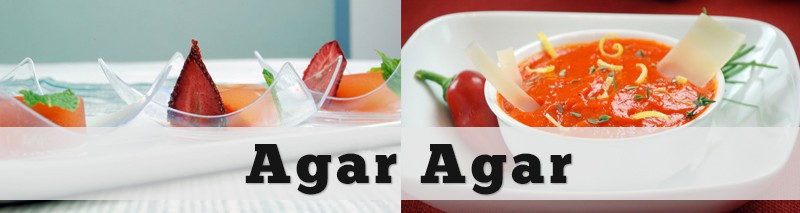 Agar agar amazing food made easy for Agar agar cuisine