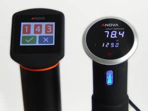 Anova immersion circulator close