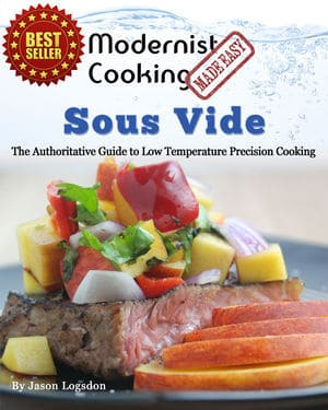 Modernist cooking sous vide cover medium