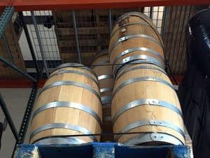 Breuckelen distilling barrels