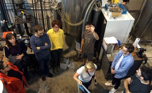 Breuckelen distilling tour