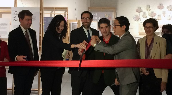Dave Arnold MOFAD Opening