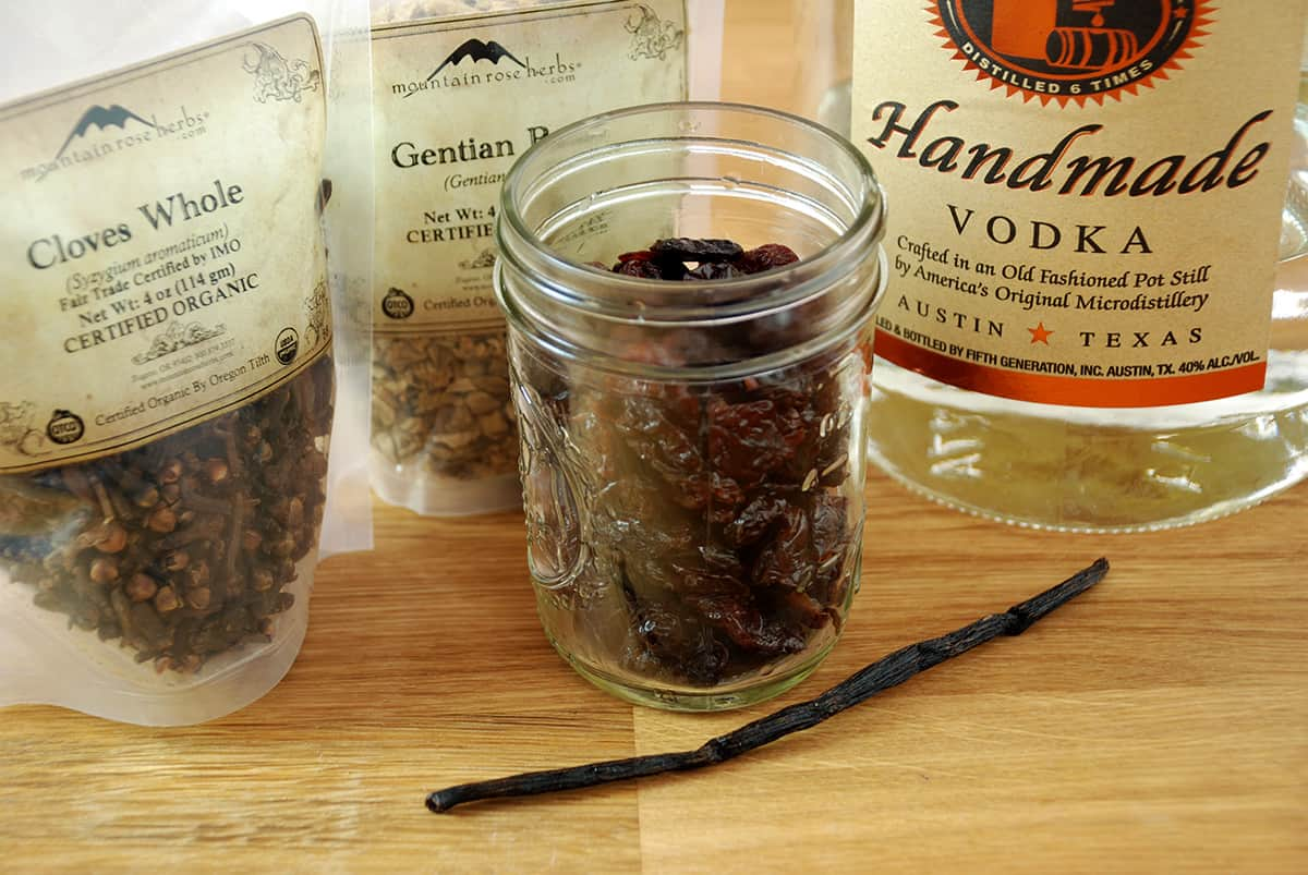 Cherry Vanilla Bitters Infusion Recipe - Modernist Cooking Made Easy