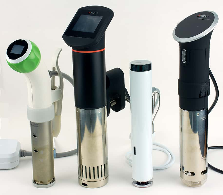joule review 4 compare height - Immersion Circulator