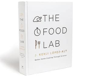 Food lab book