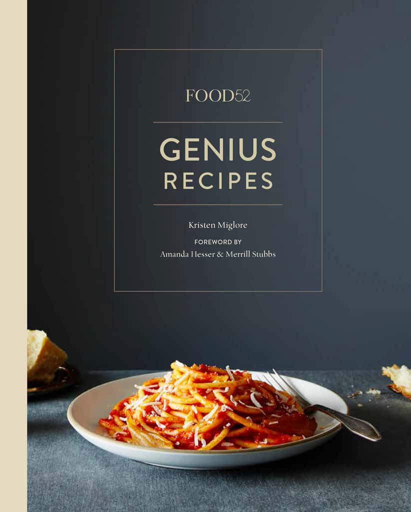 Modern Recipe Book Cover ~ Food genius recipes that will change the